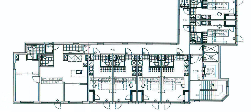 floorplan 3rd floor