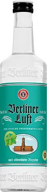 Berliner Luft Pfefferminzlikör 0,75 Liter Flasche