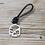 Thumbnail: Schlüsselanhänger im scull-art Design