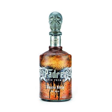Padre azul anejo Super Premium Tequila