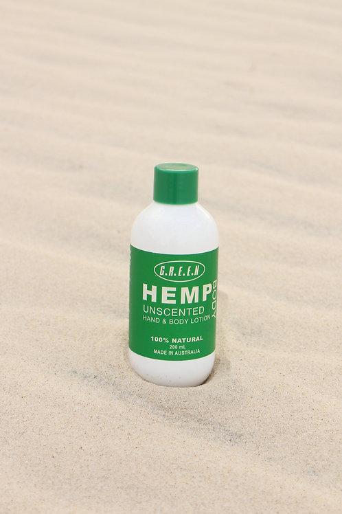Green Hemp Body Lotion
