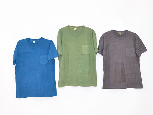 Men's Patch work T-shirts