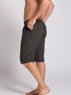 Hemp/Bamboo Elastic waist Short Pants