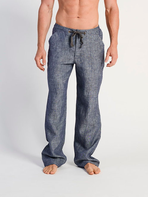 100%Hemp Mens Baggy Pants
