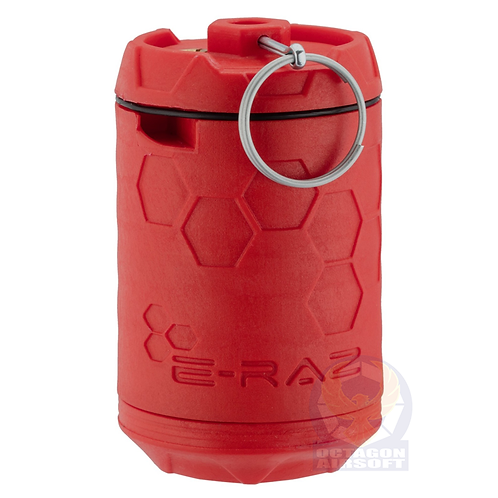 Z-Part RAZ 100 rounds BB Gas Impact Grenades (Red)