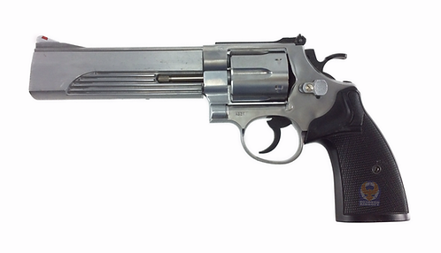 Marushin S&W M629 Magnum 8MM Gas Revolver Galaxy (PRE OWNED)