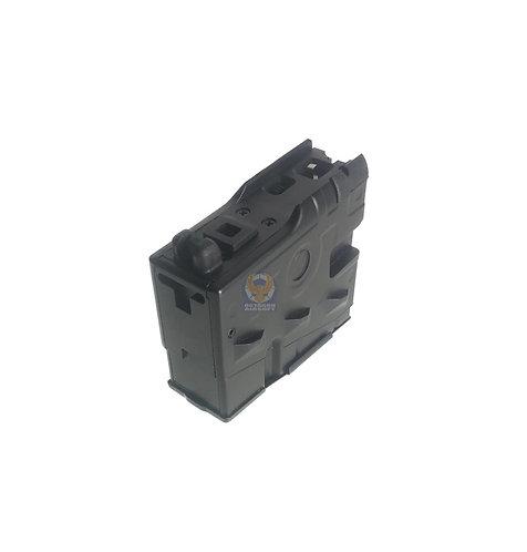 FCW 6rds Short Cut Custom Gas Magazine For VFC G3 / PSG-1