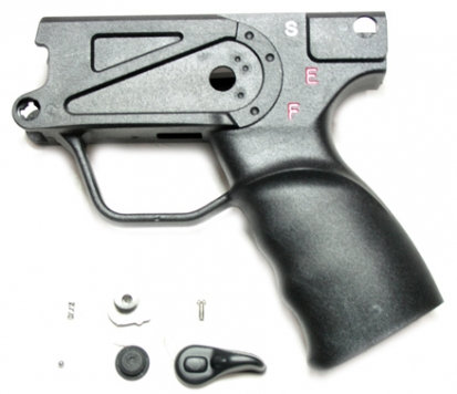 Classic Army A051P MP5K SEF Lower Frame / Grip