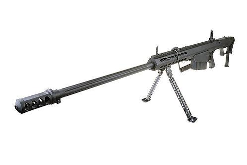 Snow Wolf Metal M107A1 Sniper Rifle AEG Black
