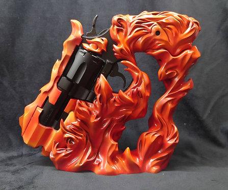 FCW Flintlock Custom Workshop Fire Frame Gas Revolvers Set