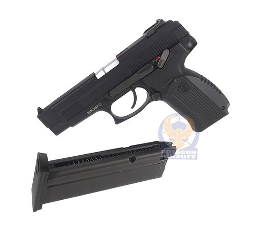 FCW MP443 Low Cost Japan Version (Nylon ABS Slide + Metal Lower Frame)