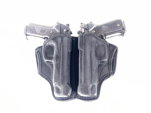 FCW Nylon Dual Holster For M9 M92F Type A
