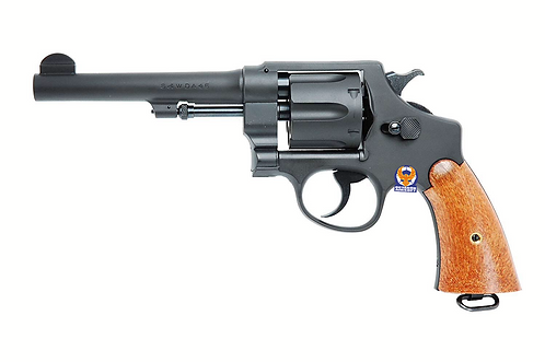 Tanaka M1917 .45ACP 5.5 inches Heavy Weight 18rds Gas Pegasus System Revolver