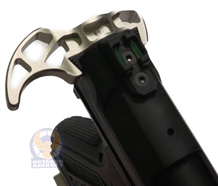 Narcos Airsoft Ruger Style CNC 6061 Aluminum Cocking Handle SV (AAP01, GALAXY)