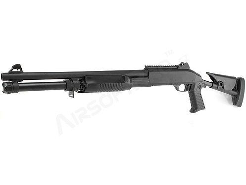 CYMA CM373 Benelli M1014 Spring Powered Shotgun Black