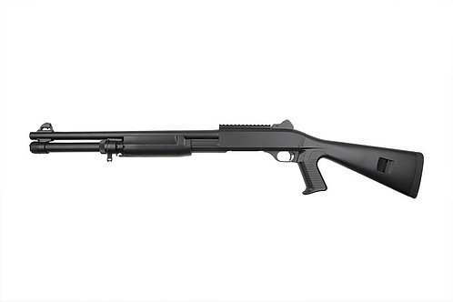 CYMA CM370M Benelli M1014 Spring Powered Shotgun Black
