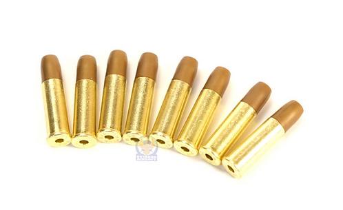 FCW 8pcs Cartridge Set For Umarex / FCW R8 CO2 Revolvers