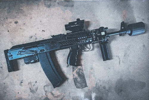 TWI Kochevnik Bullpup Kit (Not With Silencer and Red Dot) | Octagon Airsoft