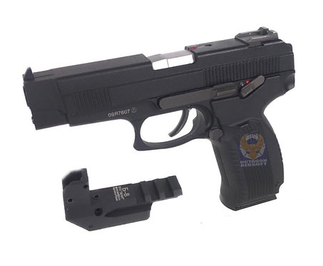 FCW MP443 ALL PLASTIC CUSTOM LOW COST VERSION (Low Mount)
