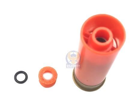 FCW 3D Orange Cover Oring Set For PPS Plastic Shells (12pcs)