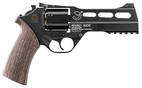 BO Chiappa Rhino 50DS .357 CO2 Revolver Black