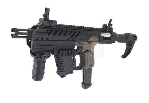 FCW SIX SHOT KV Style Carbine Kit BKVersion For AAP01 / Glock GBBP