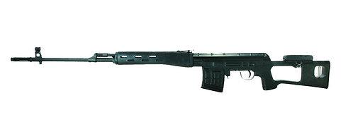 Classic Army CA038M SVD AEG Rifle Black Polymer Stock Version