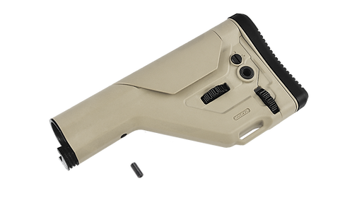 ICS MA-364 UKSR Precision Adjustable Stock Tan