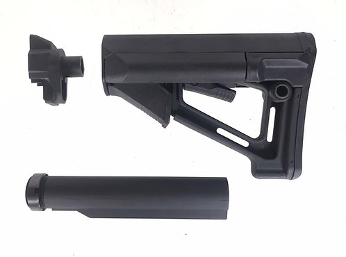 FCW M4 Stock Adapter w/ STR Stock Set For Marui Type 89 GBB