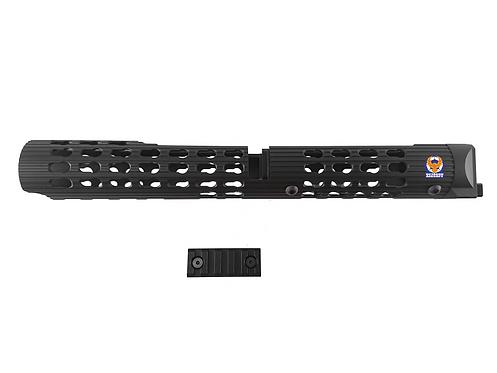 TWI VS-25 Keymod Alumium Handguard For AK105 (BK)