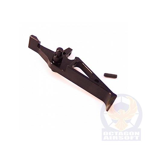 JeffTron Edge CNC trigger for M4 / M16 series AEG (Black)