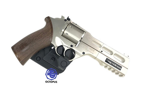 FCW Rhino CO2 Gas Revolvers Quick Draw Holster
