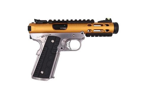 WE Galaxy GBB Pistol Gold Slide / SV Frame