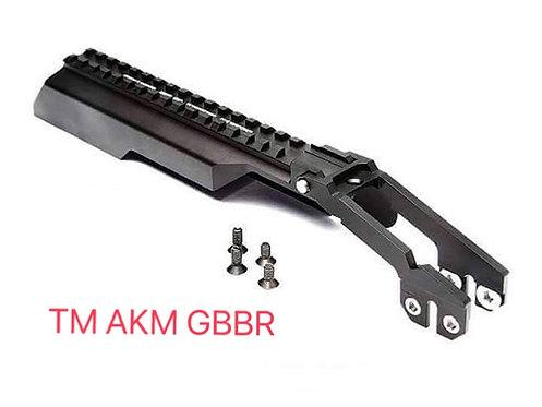 TWI B33 Zenitco Aluminum Rail Cover For Marui AKM GBBR Version