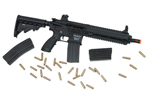 Toystar HK416 Shells Ejection Air Cocking Toy Rifle
