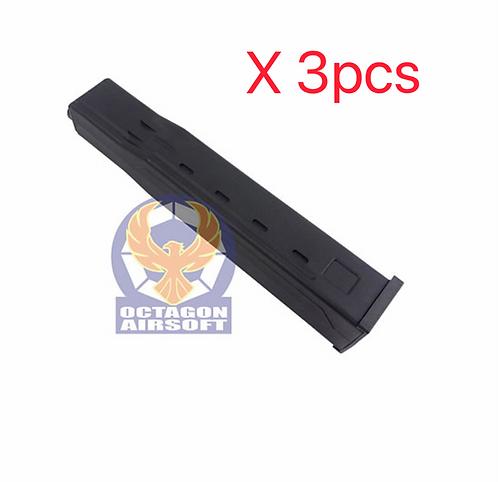 FCW Echo1 / AY Spectre M4 70rds Low Cap Magazine 3pcs Set