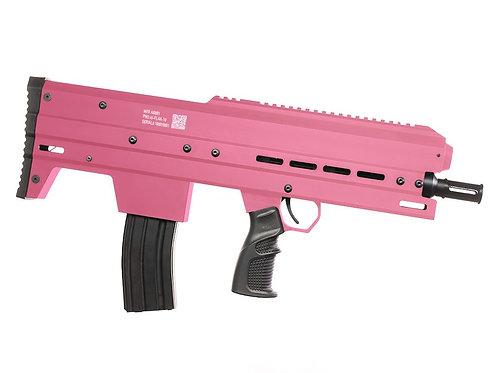 Airsoft Innovations FLAK-5 Gas Super Shotgun (Pink Cerakote)