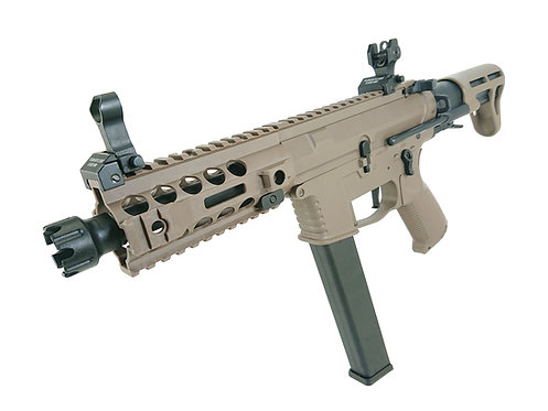 Classic Army ENF010P PXG-9 9M SMG Style Airsoft AEG DE