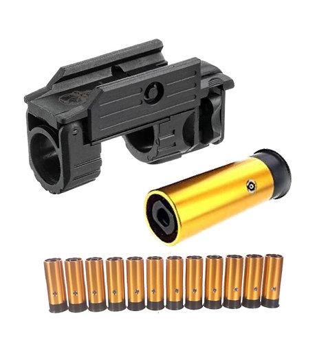 FCW 12 Gas Metal Shotshells with Free Shotshell Launcher