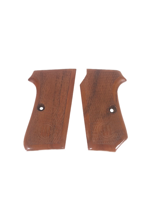 Kimpoi Hand Carved Wood Grip For Western Arms M1934 GBB Pistols