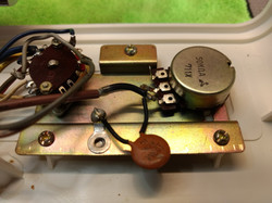 Potentiometer cleanup