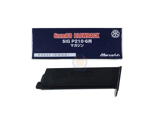 Marushin P210 6mm GBB Pistol Gas Magazine