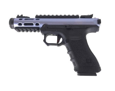 WE Galaxy G Series GBB Pistol Blue