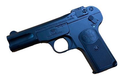 Acro Airsoft FN1900 Full Metal Air Cocking Pistol