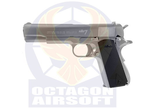 FCW RE4 Killer 7 GBB Pistol