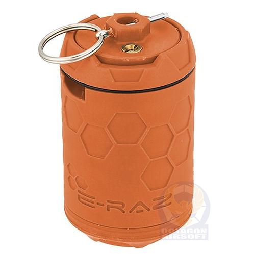 Z-Part RAZ 100 rounds BB Gas Impact Grenades (Orange)