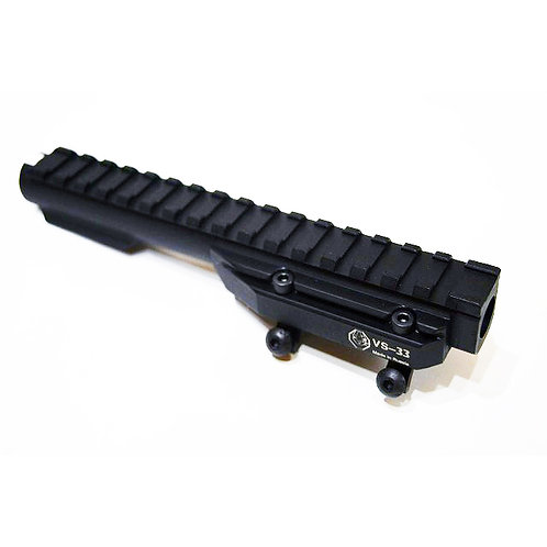 TWI VS-33 Upper Rail For Zenitco AK Custom