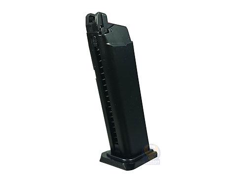 Armorer Works VS 25rounds Magazine for TM G17 Series GBB Pistol.BK.VXMG01.