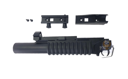 FCW M16 Long Gas Launcher Kit with Laser Marking