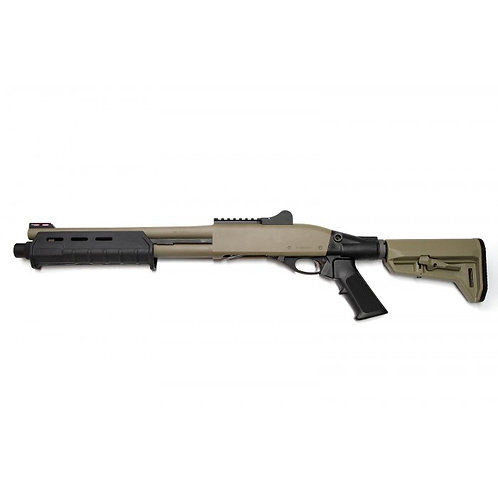 Dominator DM870 Shell-Ejecting CO2 Shotgun(6 Position Stock ,DE)